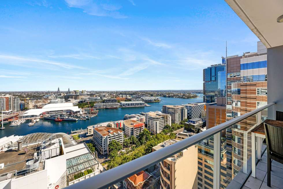 Second view of Homely apartment listing, 2201/355 Kent Street, Sydney NSW 2000