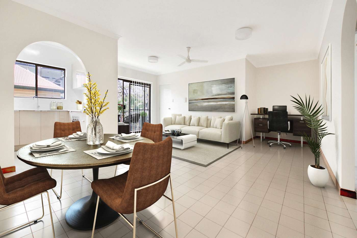 Main view of Homely apartment listing, 175 Harcourt Street, New Farm QLD 4005