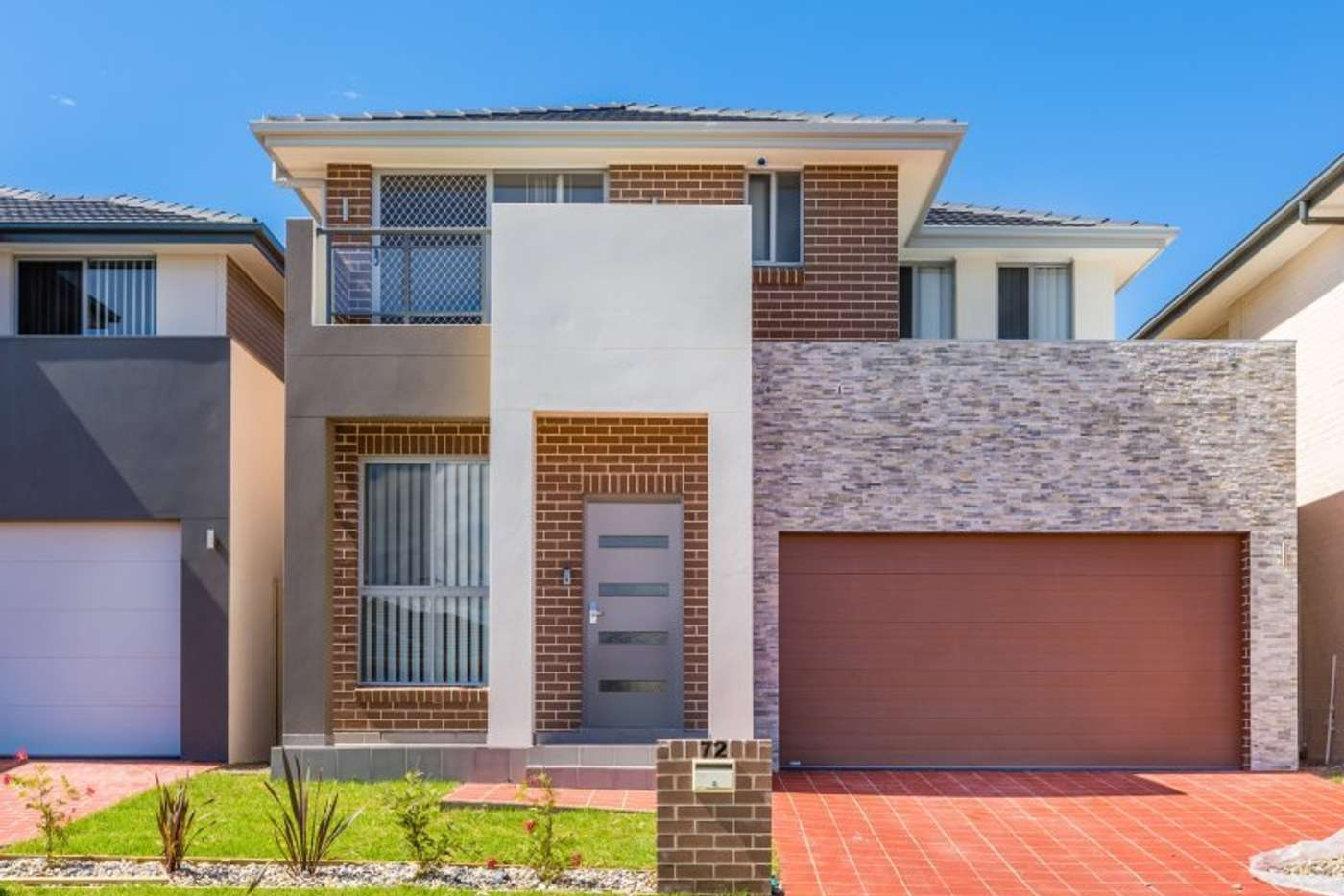 Main view of Homely house listing, 72 Rosebrook Avenue, Kellyville Ridge NSW 2155