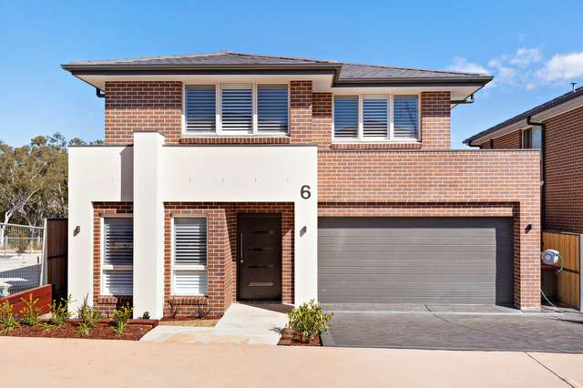 6 Expedition Street, Kellyville NSW 2155