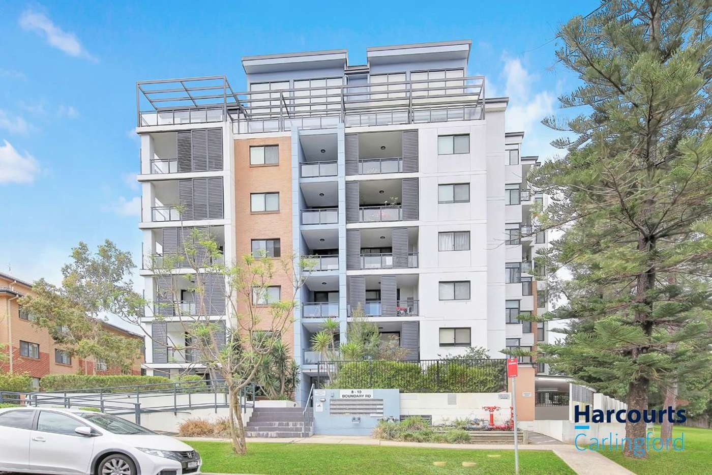 Main view of Homely apartment listing, 61/8-10 Boundary Road, Carlingford NSW 2118