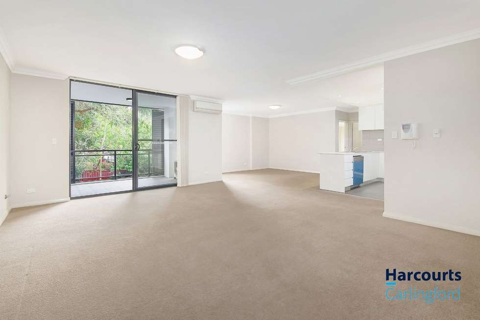 Second view of Homely apartment listing, 61/8-10 Boundary Road, Carlingford NSW 2118