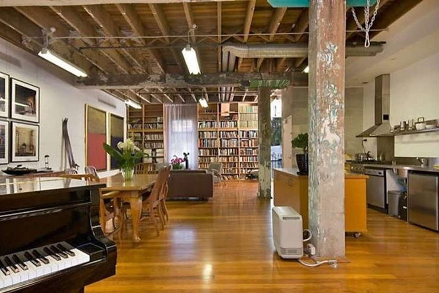 Main view of Homely apartment listing, 6/1 Printers Lane, Darlinghurst NSW 2010