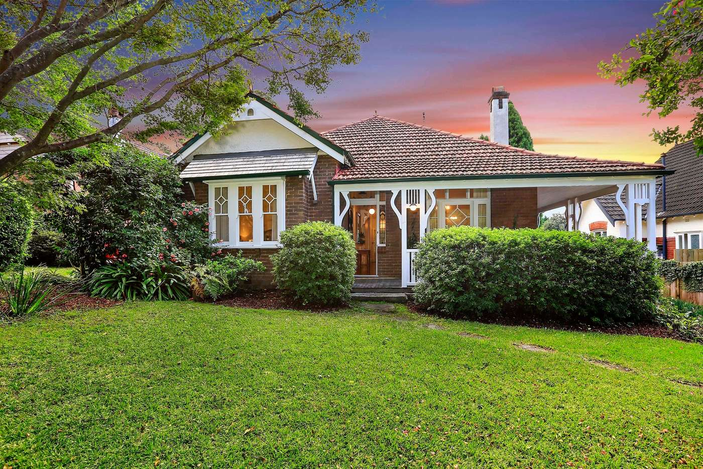 Main view of Homely house listing, 12 Middle Harbour Road, Lindfield NSW 2070