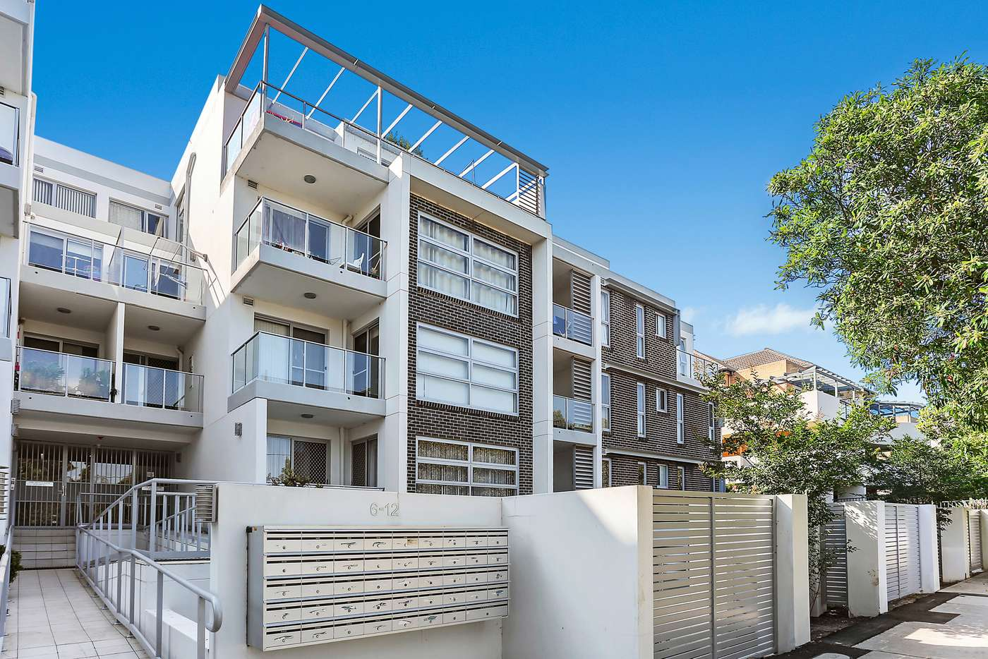 Main view of Homely apartment listing, 106/6-12 Courallie Avenue, Homebush West NSW 2140