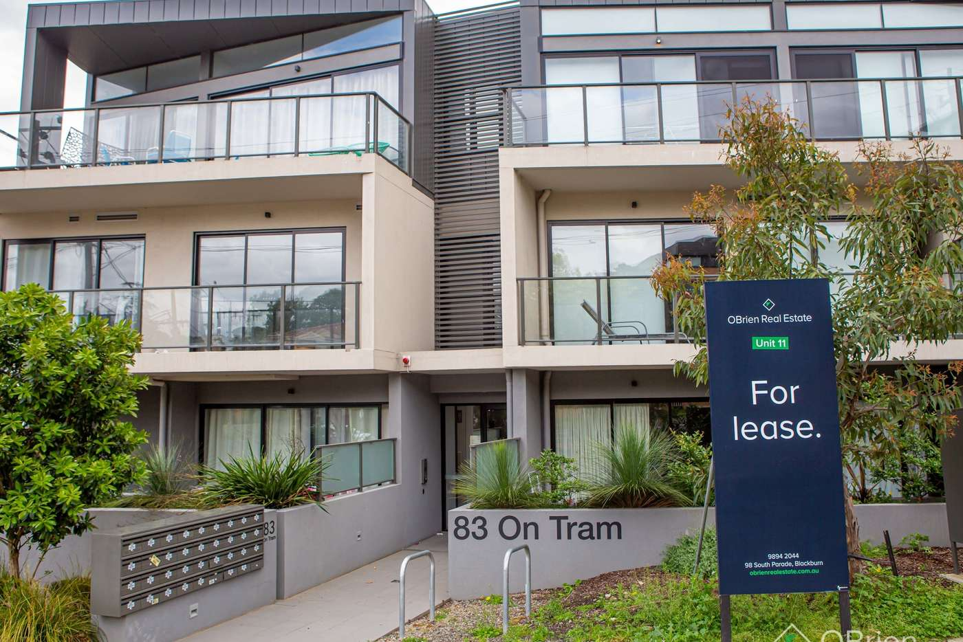 Main view of Homely apartment listing, G11/83 Tram Road, Doncaster VIC 3108
