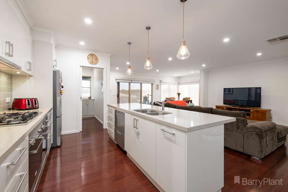 Second view of Homely house listing, 13 Amberly Drive, Drouin VIC 3818