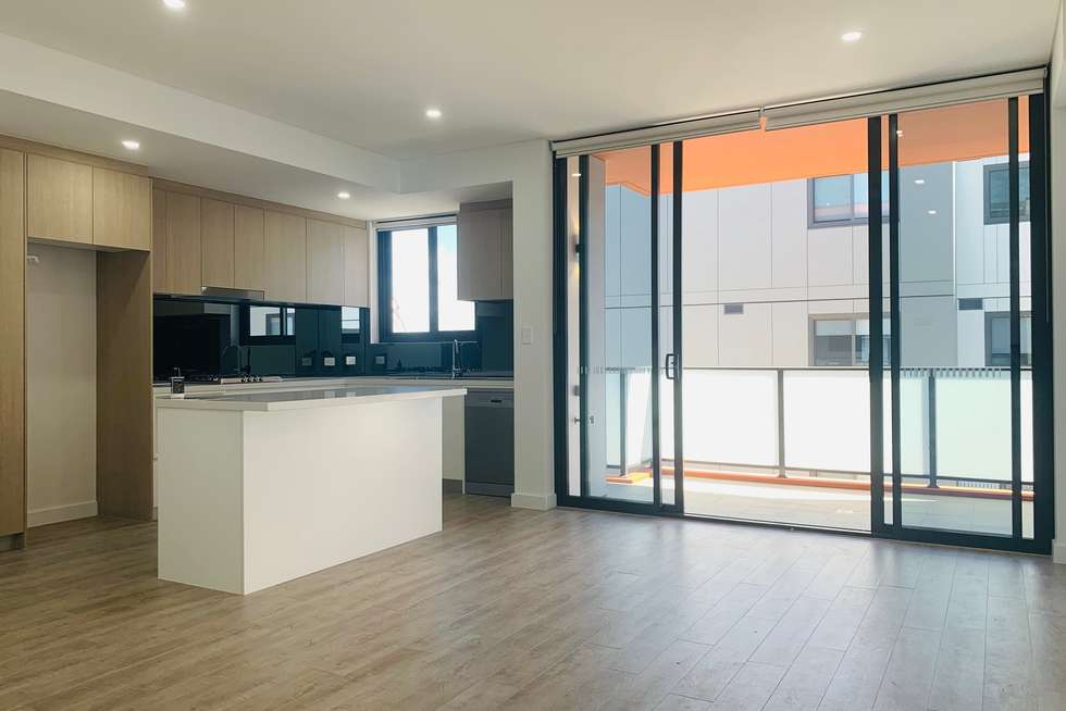 Second view of Homely apartment listing, D102/19 Withers Road, Kellyville NSW 2155