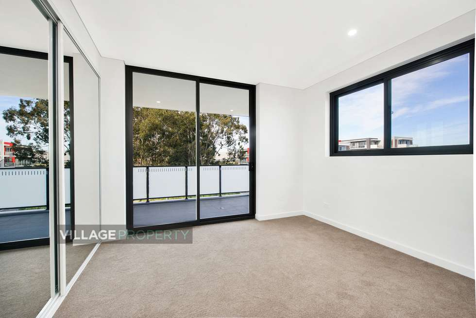 Fourth view of Homely apartment listing, D102/19 Withers Road, Kellyville NSW 2155