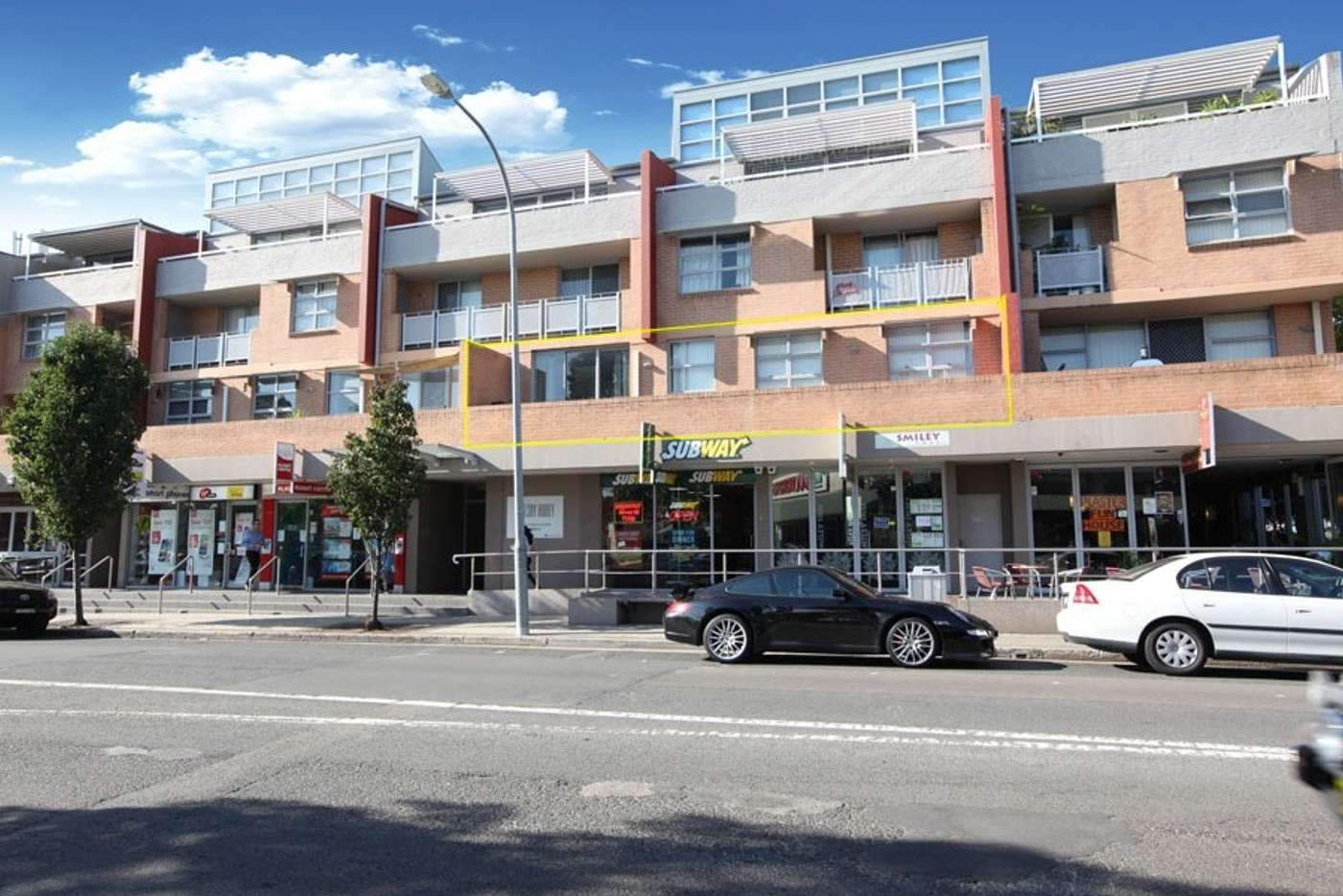 Main view of Homely apartment listing, A12/19-29 Marco Avenue, Revesby NSW 2212