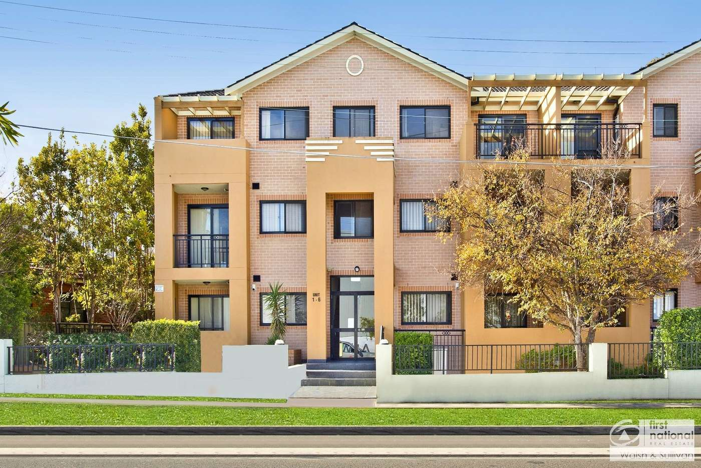 Main view of Homely unit listing, 4/30-34 Redbank Road, Northmead NSW 2152