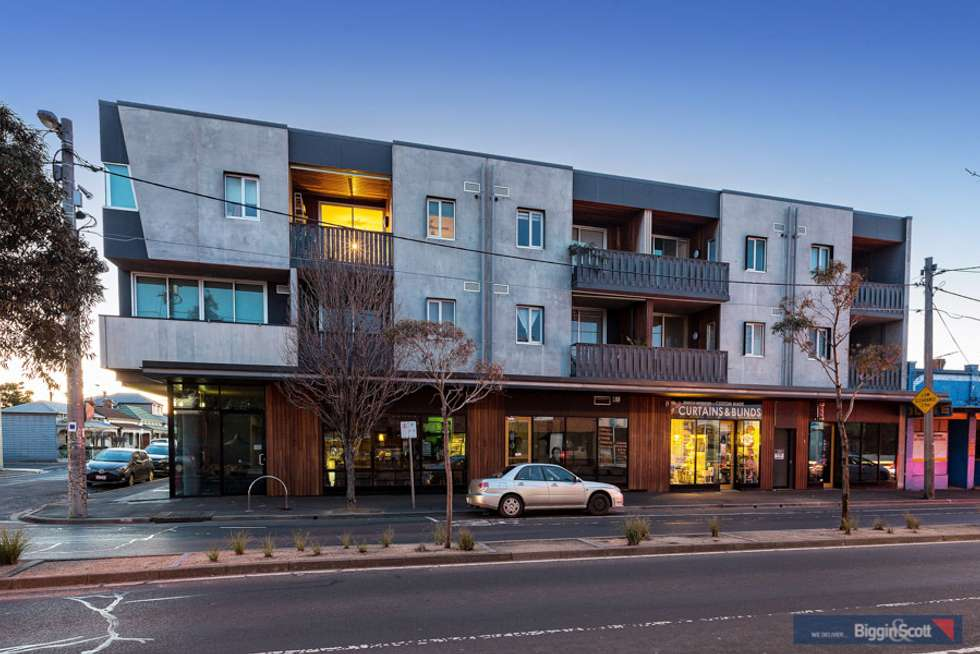 Second view of Homely apartment listing, 12/130 Victoria Street, Seddon VIC 3011