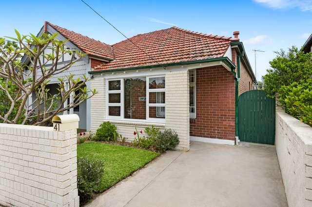 41 Duntroon Street, Hurlstone Park NSW 2193