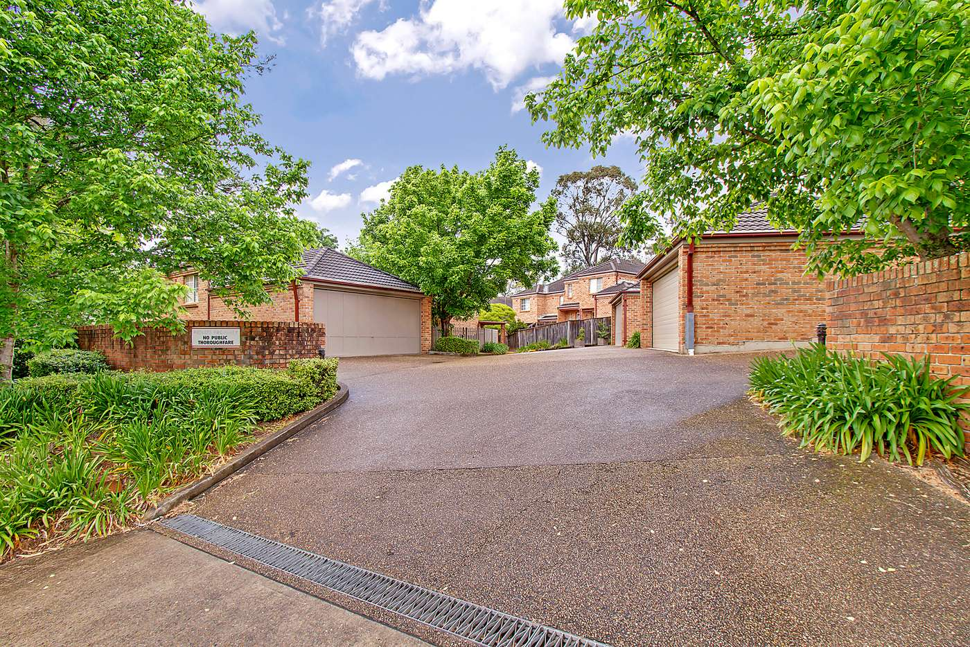 Main view of Homely townhouse listing, 3/52 Old Castle Hill Road, Castle Hill NSW 2154