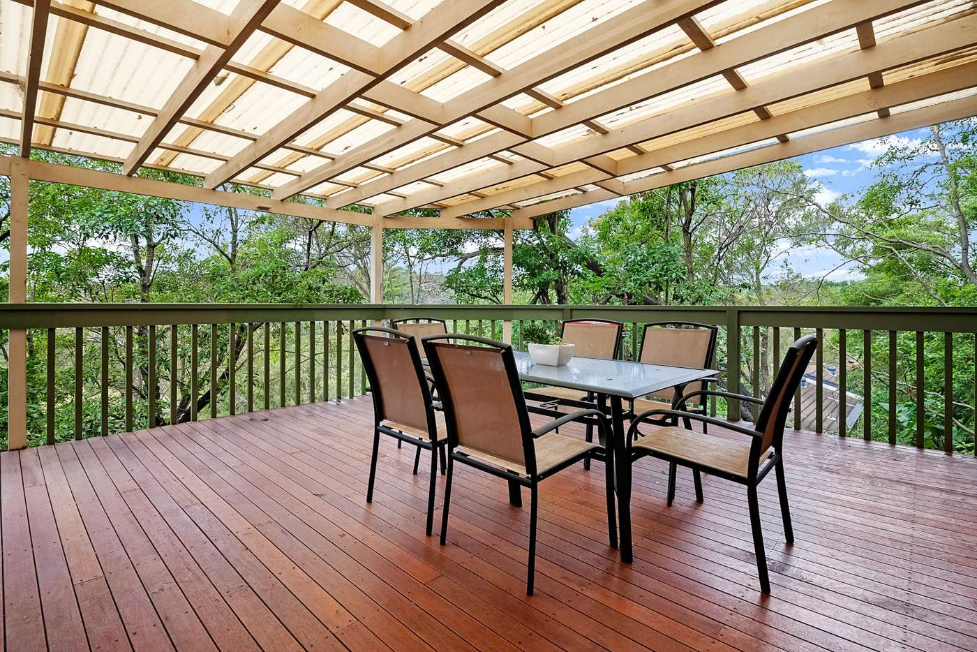 Main view of Homely townhouse listing, 25/54 King Road, Hornsby NSW 2077