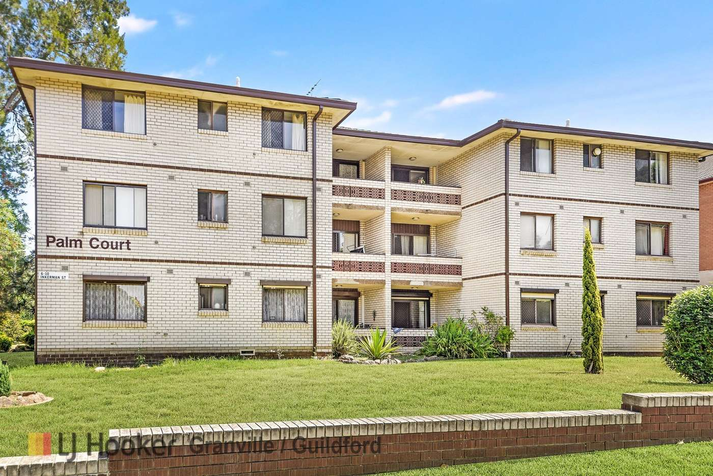Main view of Homely unit listing, 9/6-10 Inkerman Street, Granville NSW 2142