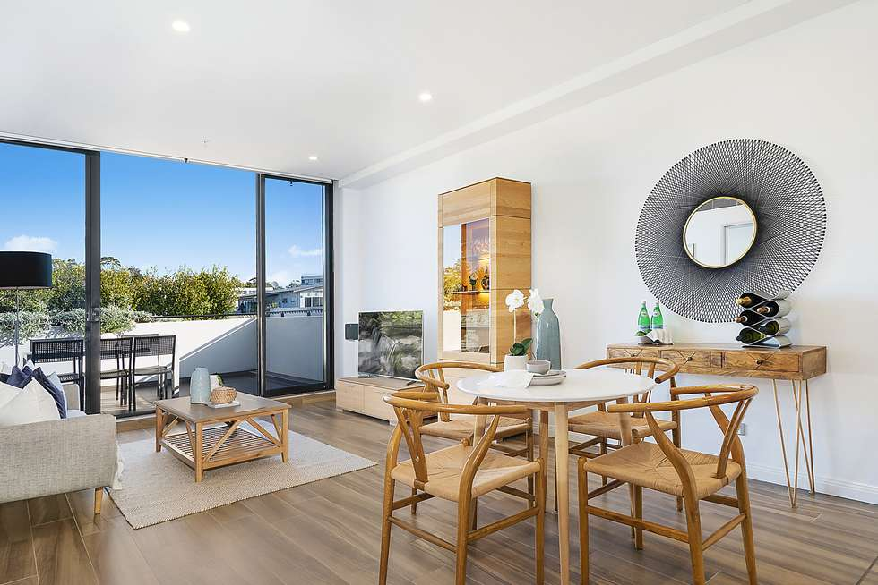 Second view of Homely apartment listing, 576/16 Oaks Avenue, Dee Why NSW 2099