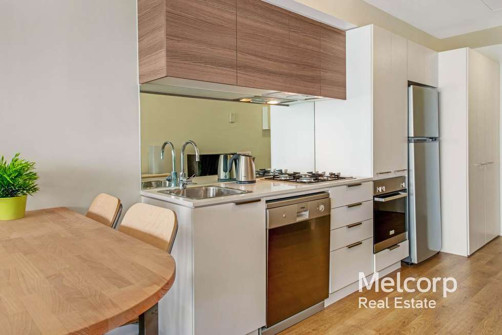 Second view of Homely apartment listing, 103/82 Cade Way, Parkville VIC 3052