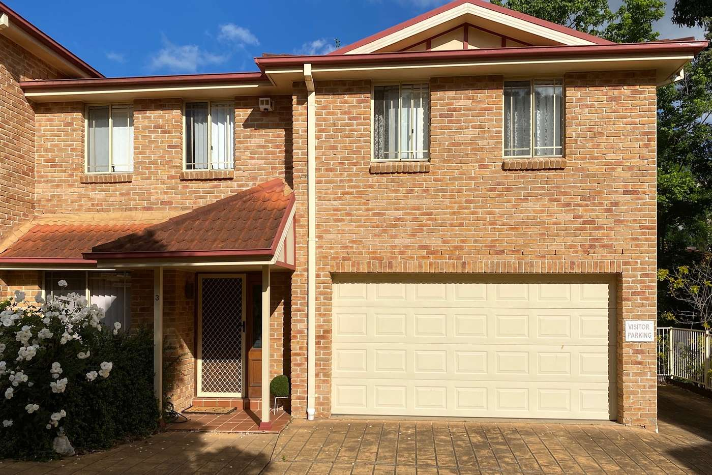 Main view of Homely townhouse listing, 3/67-69 Cecil Avenue, Castle Hill NSW 2154