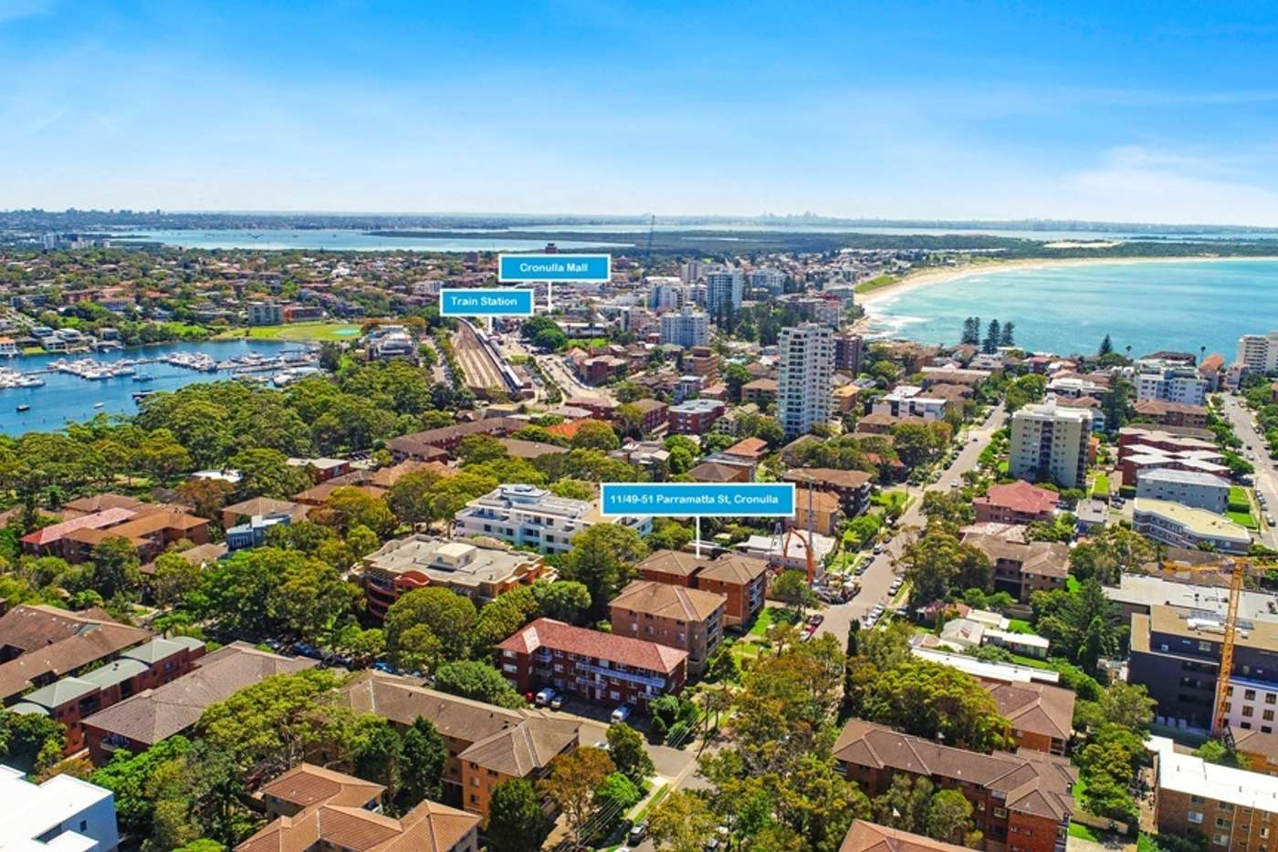 Fifth view of Homely apartment listing, 11/49-51 Parramatta Street, Cronulla NSW 2230