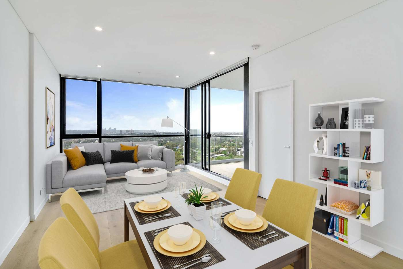 Main view of Homely apartment listing, B2011/26 Cambridge Street, Epping NSW 2121