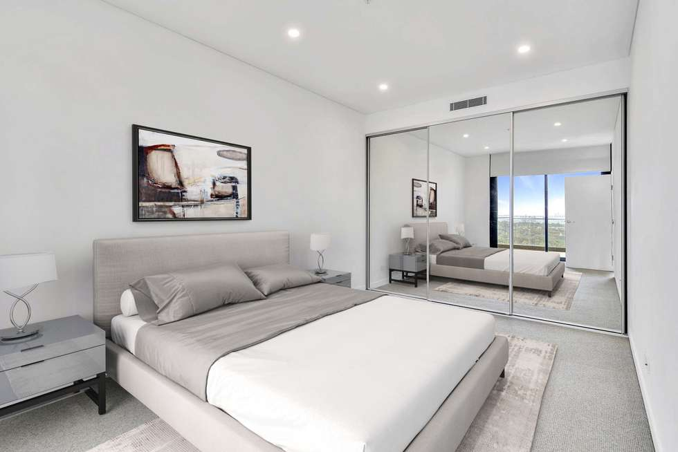 Second view of Homely apartment listing, B2011/26 Cambridge Street, Epping NSW 2121