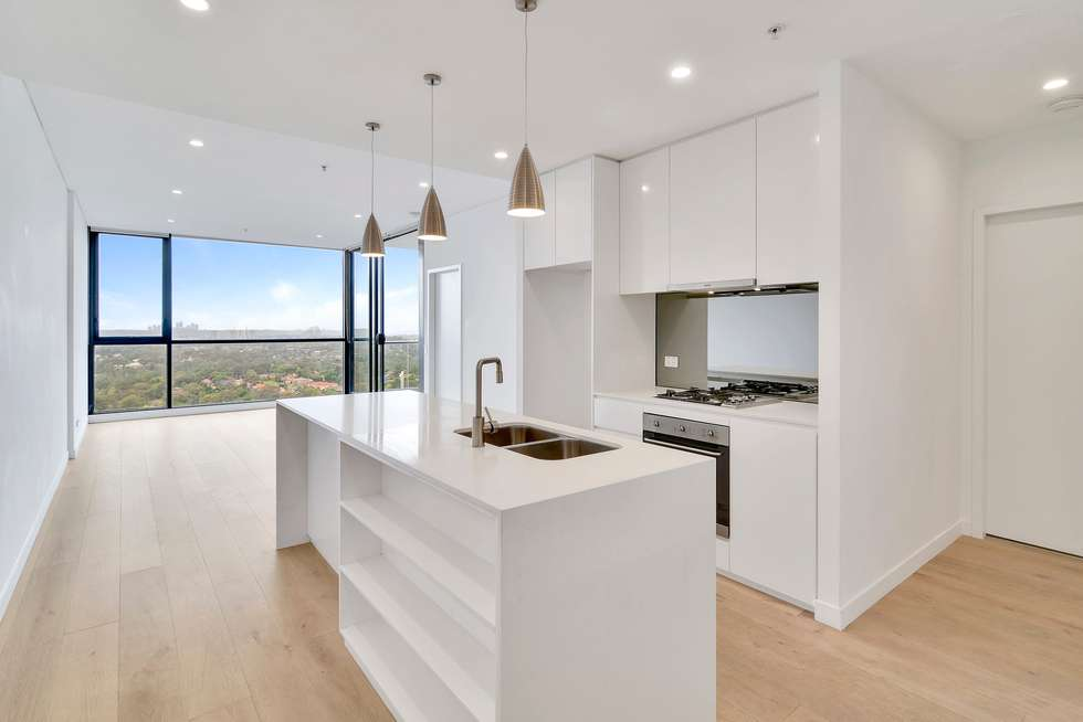 Third view of Homely apartment listing, B2011/26 Cambridge Street, Epping NSW 2121