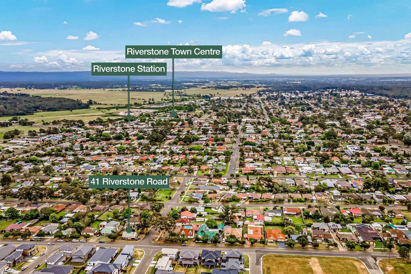 Main view of Homely house listing, 41 Riverstone Road, Riverstone NSW 2765