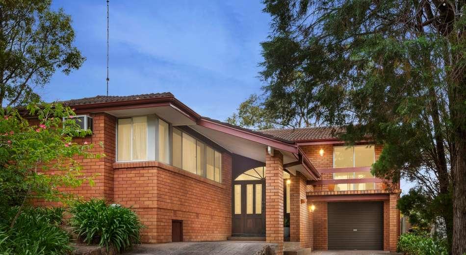 22 Benwerrin Avenue, Baulkham Hills NSW 2153