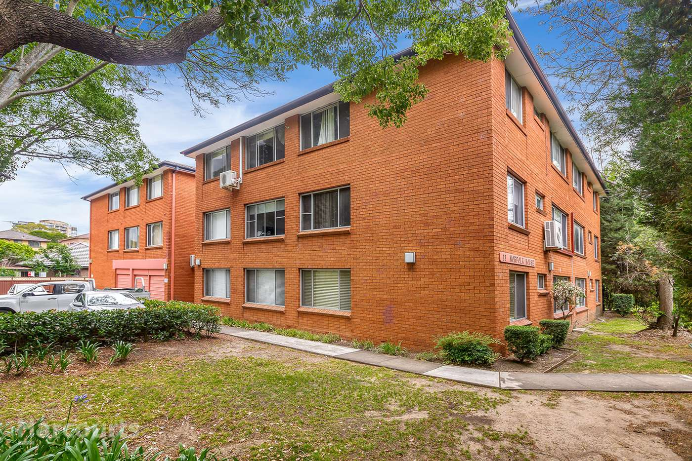 Main view of Homely unit listing, 11/11-13 Queens Avenue, Parramatta NSW 2150