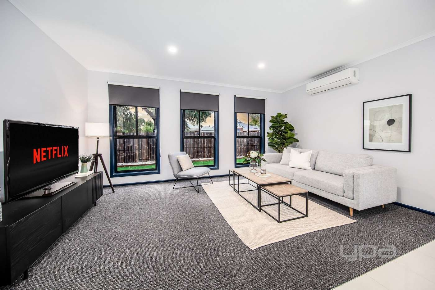 Fifth view of Homely house listing, 33 Pro Hart Way, Caroline Springs VIC 3023