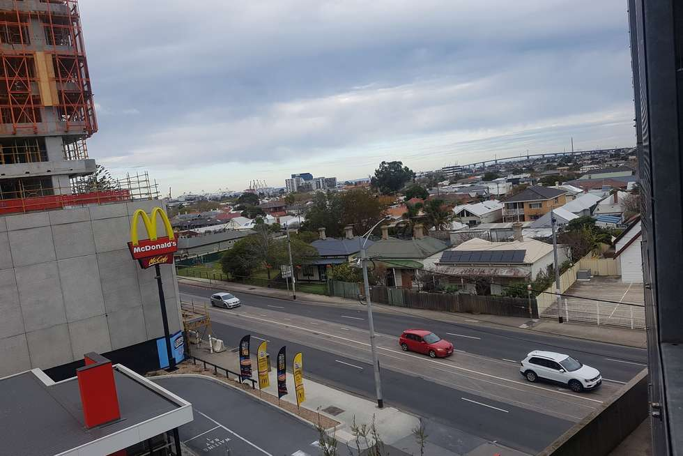 Third view of Homely apartment listing, 410/51 Gordon Street, Footscray VIC 3011