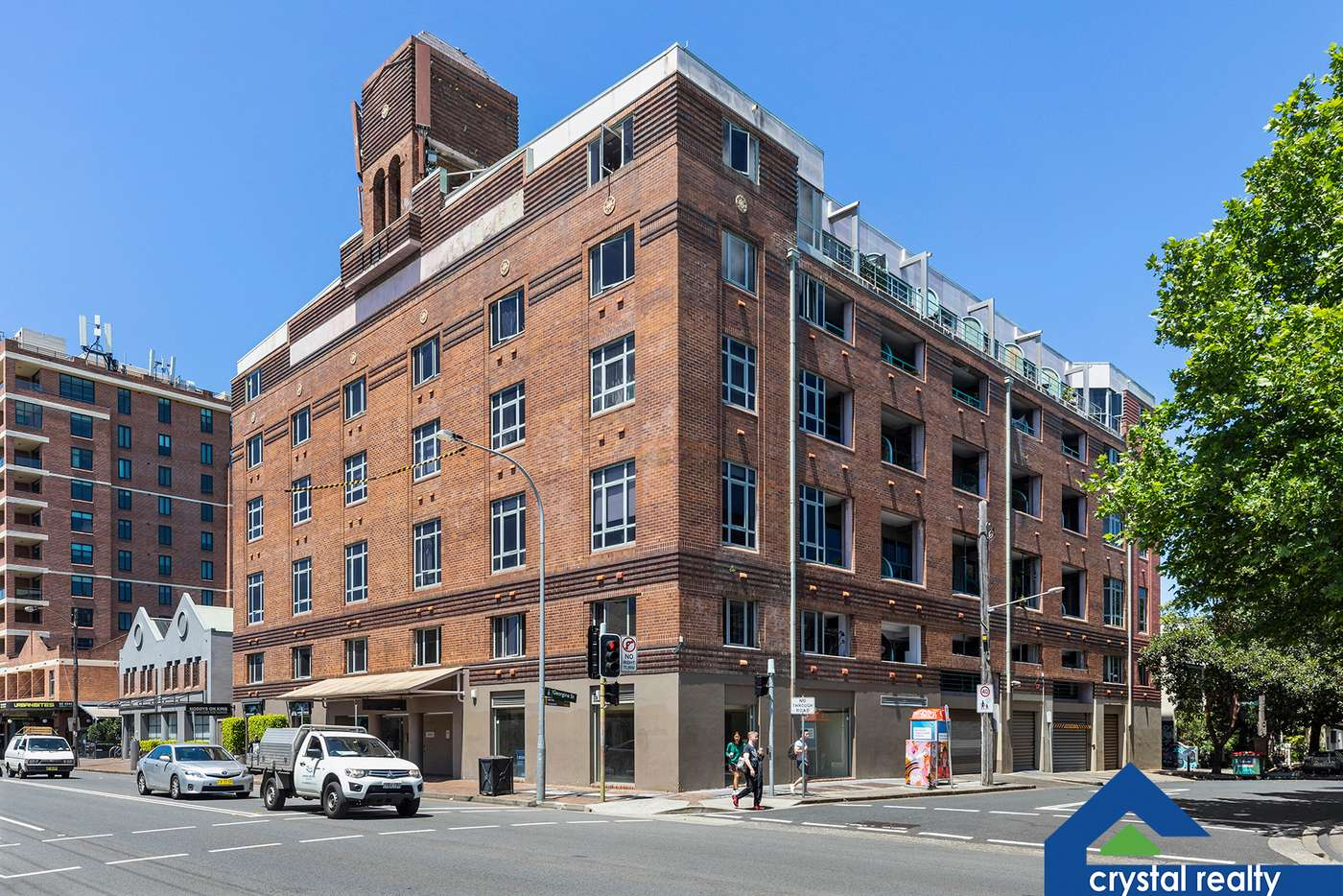 Main view of Homely apartment listing, 305/88 King Street, Newtown NSW 2042