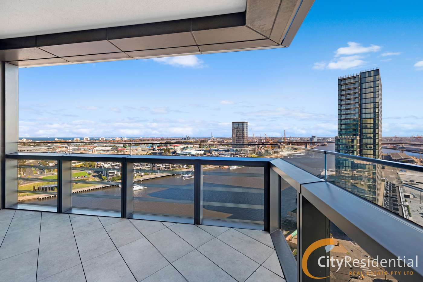 Main view of Homely apartment listing, 1610N/889 Collins Street, Docklands VIC 3008