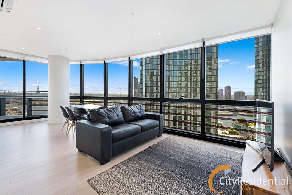 Second view of Homely apartment listing, 1610N/889 Collins Street, Docklands VIC 3008