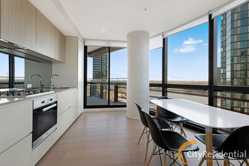 Third view of Homely apartment listing, 1610N/889 Collins Street, Docklands VIC 3008