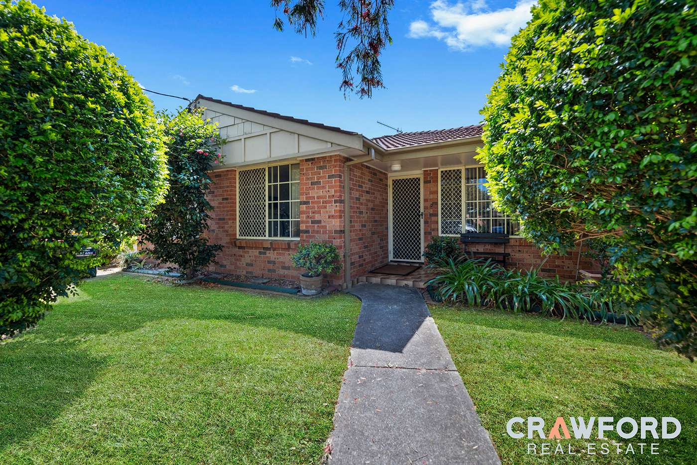 Main view of Homely villa listing, 1/156 St James Road, New Lambton NSW 2305