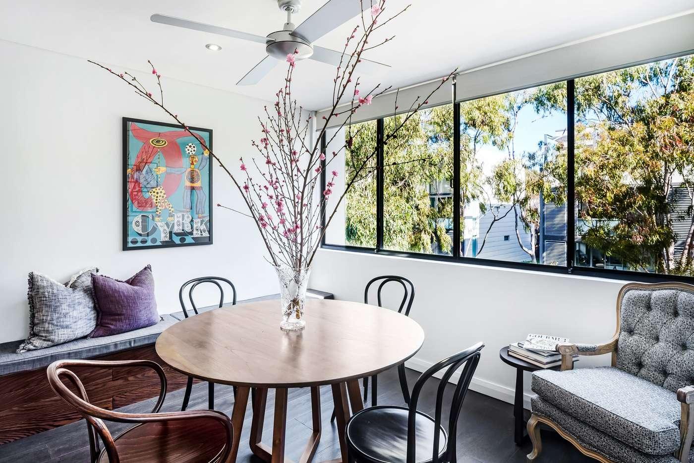 Fifth view of Homely apartment listing, 18/102 Joynton Avenue, Zetland NSW 2017