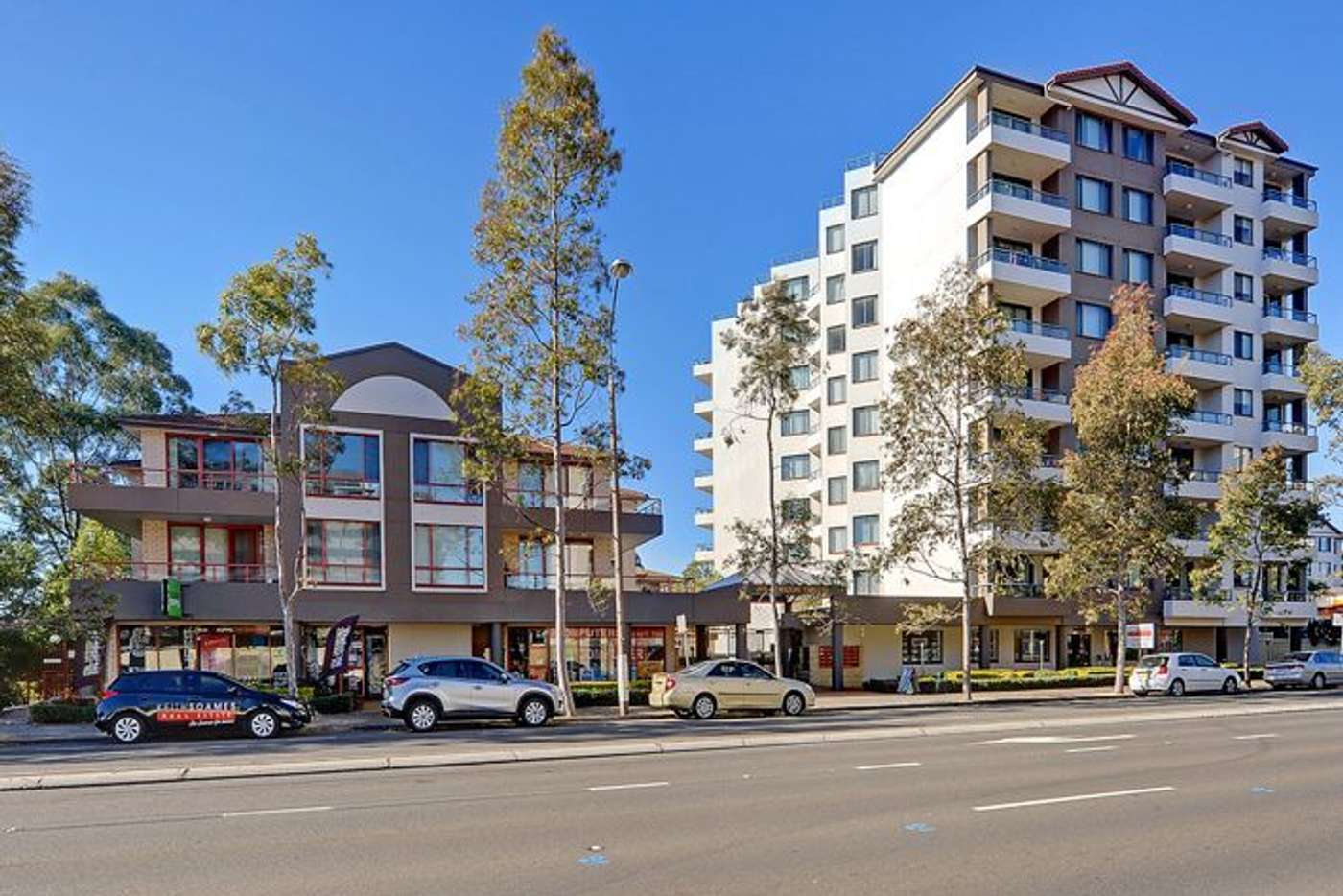 Second view of Homely apartment listing, 44/208 Pacific Highway, Hornsby NSW 2077