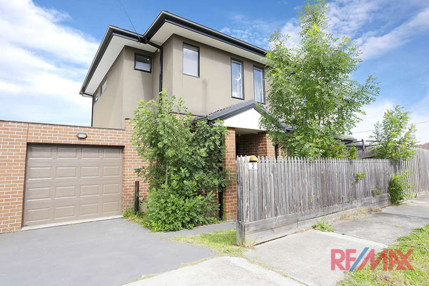 Main view of Homely townhouse listing, 2 Carroll Avenue, Dandenong VIC 3175