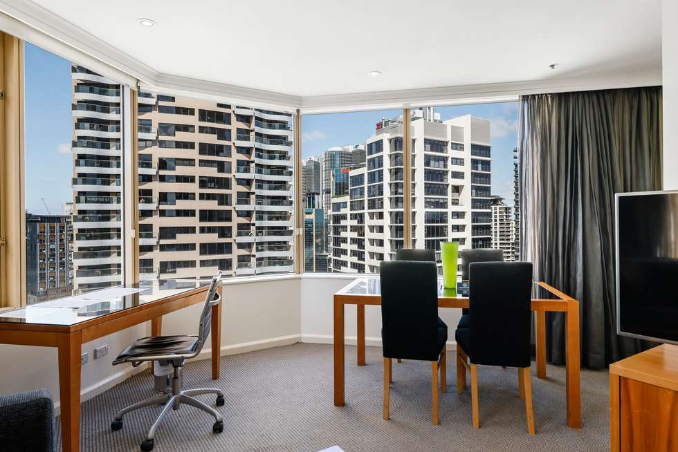 Fourth view of Homely apartment listing, 1802/98 Gloucester Street, Sydney NSW 2000