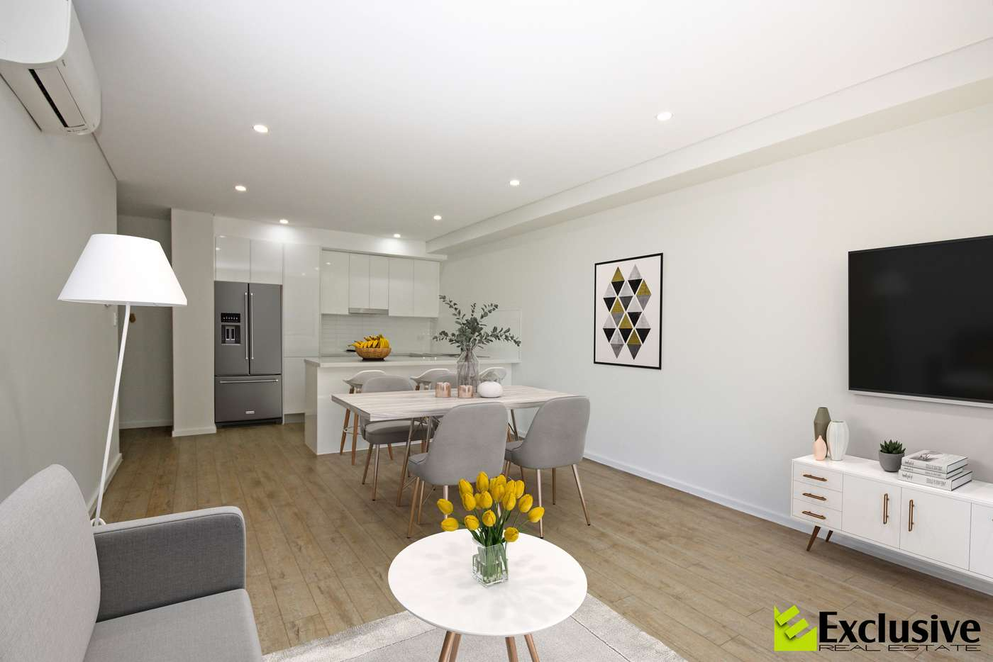 Main view of Homely apartment listing, 413/364 Canterbury Road, Canterbury NSW 2193