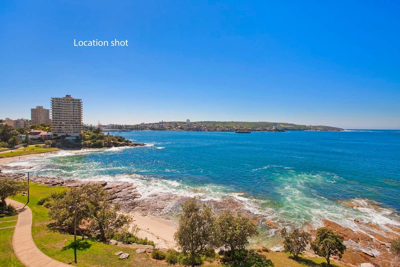 Sixth view of Homely apartment listing, 3/1a Northcote Avenue, Fairlight NSW 2094