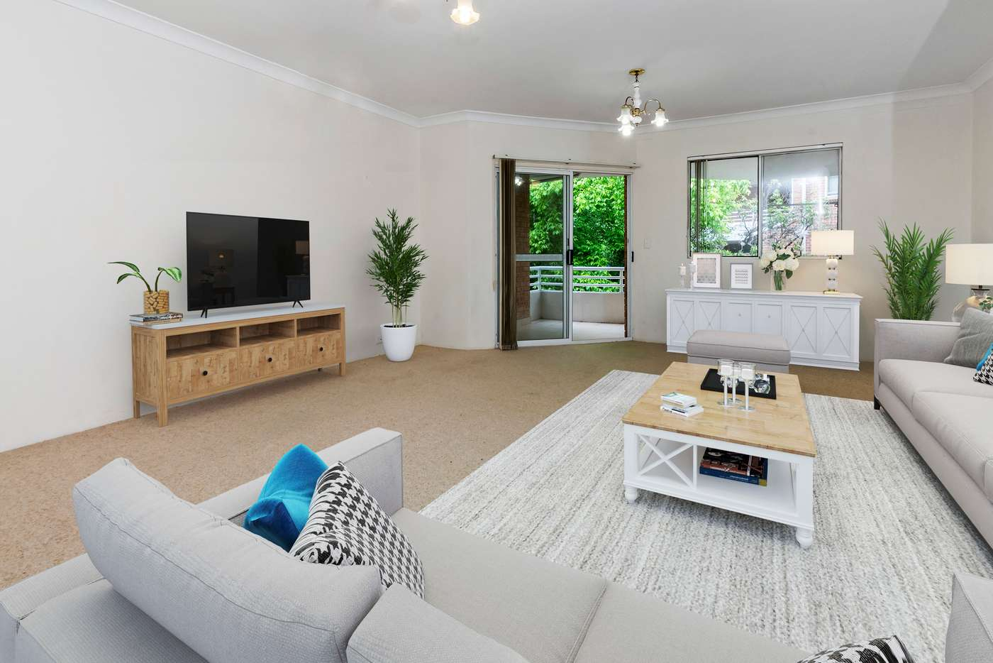 Main view of Homely apartment listing, 8/1-5 Linda Street, Hornsby NSW 2077