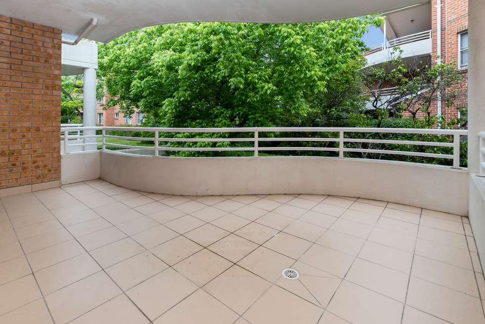 Second view of Homely apartment listing, 8/1-5 Linda Street, Hornsby NSW 2077