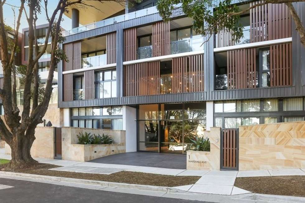 Fourth view of Homely apartment listing, 1006/1 Marshall Avenue, St Leonards NSW 2065