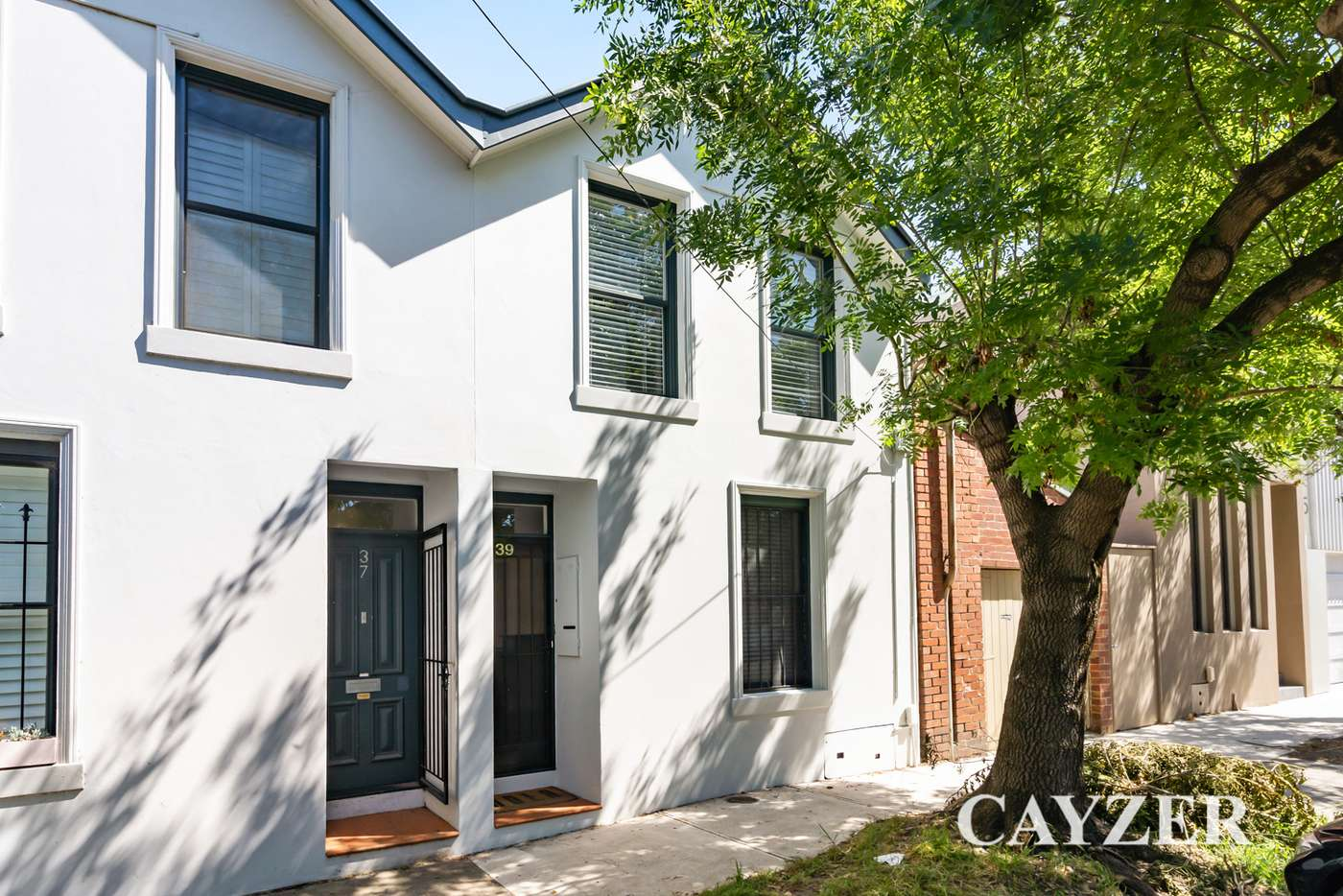 Main view of Homely townhouse listing, 39 Lalor Street, Port Melbourne VIC 3207