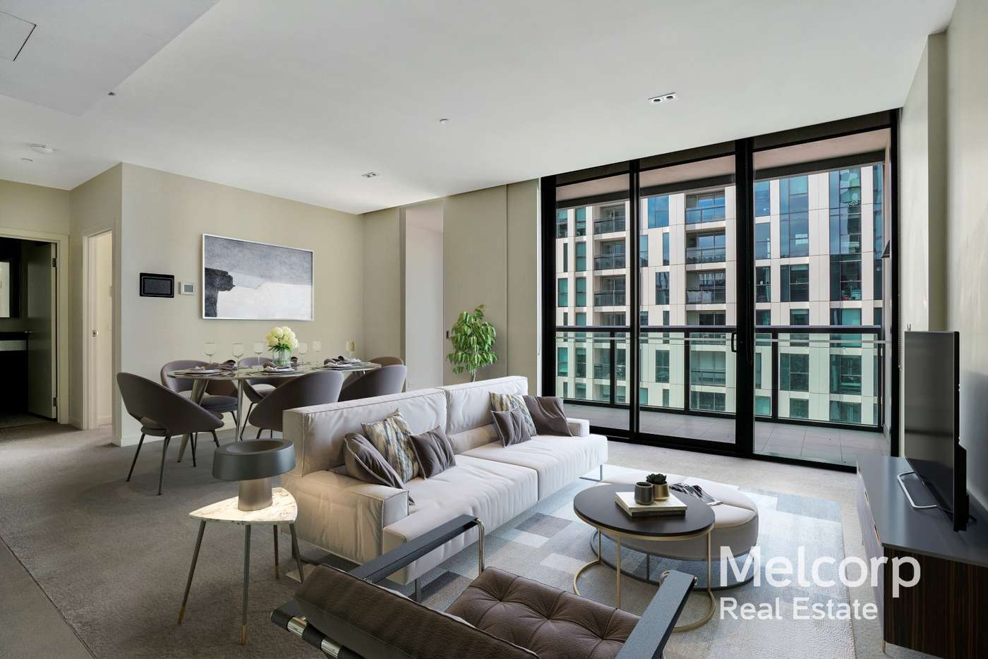 Main view of Homely apartment listing, 5G/9 Waterside Place, Docklands VIC 3008