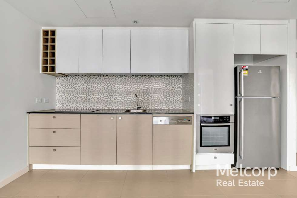 Second view of Homely apartment listing, 5G/9 Waterside Place, Docklands VIC 3008