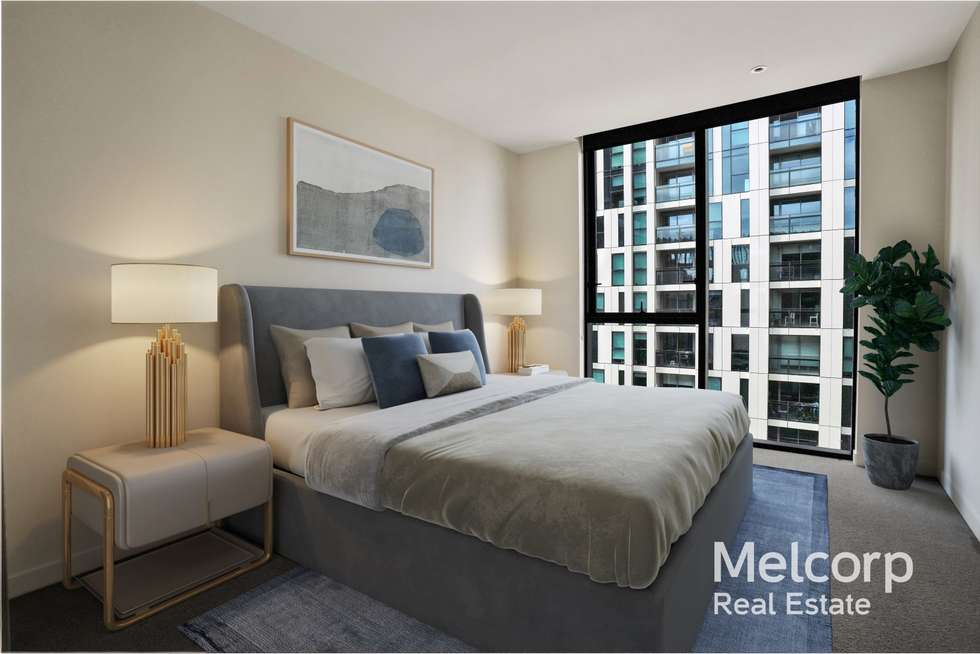 Third view of Homely apartment listing, 5G/9 Waterside Place, Docklands VIC 3008